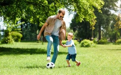 BEING A FATHER – FROM SUPPORTER TO MANAGER