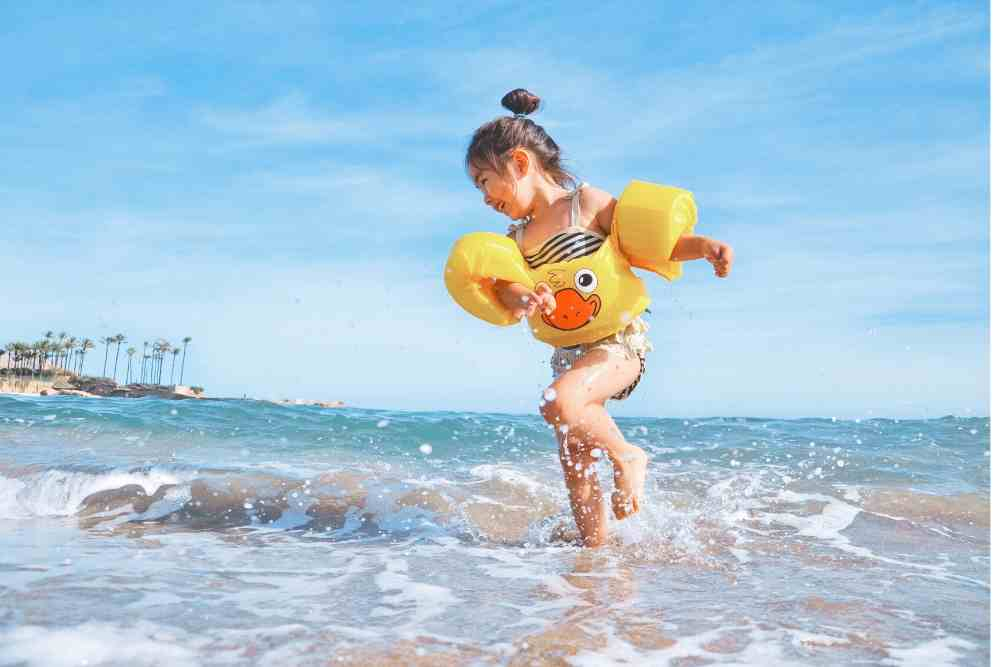 TAKE KIDS AS YOUNG AS TWO ON ADVENTURES TO BALI AND COSTA RICA WITH TWO POINT FOURS FIRST TOURS