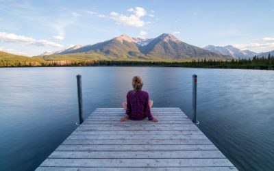 HOW TO STAY CALM WHEN THE WORLD AROUND YOU HAS GONE CRAZY