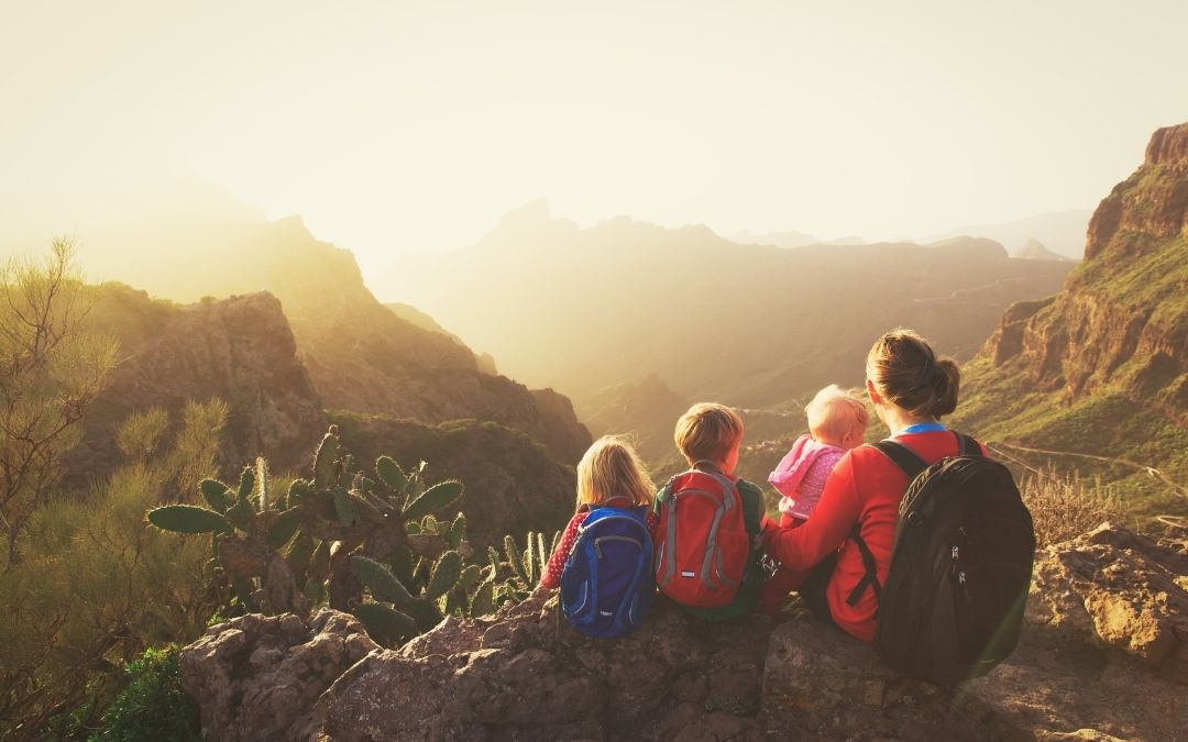 WHY WE THINK PRIORITIES HAVEN'T CHANGED FOR FAMILY TRAVELLERS