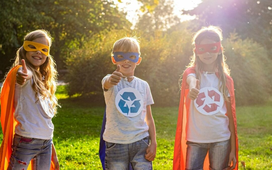 How to introduce sustainability to young children